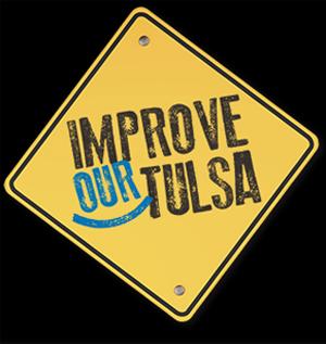 graphic of Improve Our Tulsa campaign
