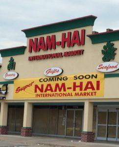 Nam-Hai International Market