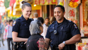Community-Policing