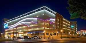 Integrated Mixed Use Parking Structure Rev