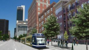 Proposed Boulder Streetcar could connect OSU/Tulsa, Downtown and A Gathering Place
