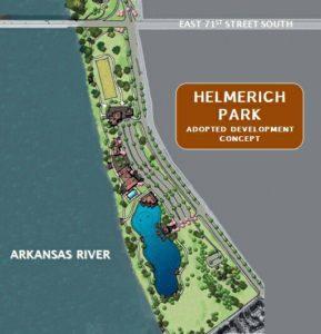 Helmerich Park Development Concept