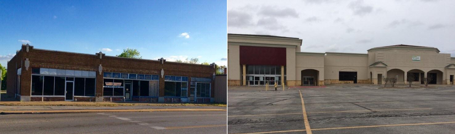 Shopping Center Comparison